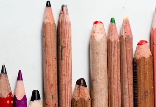Colouring Pencils for Kids Entertainment