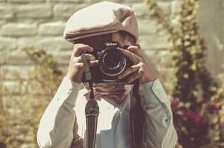 Child Photographer at Wedding