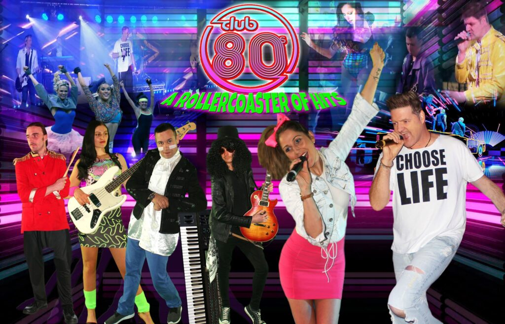 the club 80's