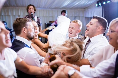 Wedding Band Cheshire The Review