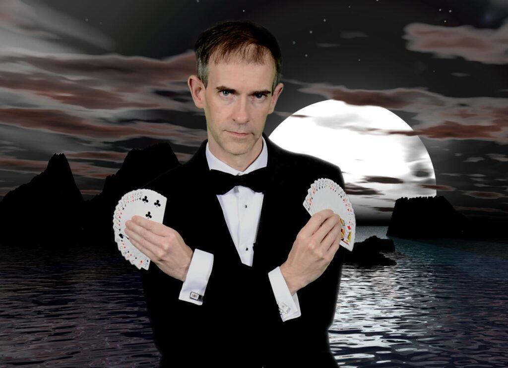 Magician Of Iain Shaw